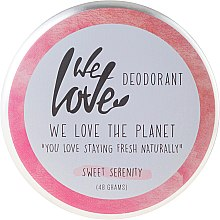 "Parfüm, Parfüméria, kozmetikum Természetes krém dezodor ""Sweet Serenity"" - We Love The Planet Deodorant Sweet Serenity"