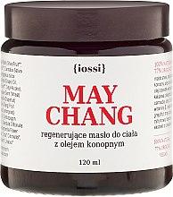 Parfüm, Parfüméria, kozmetikum Regeneráló testolaj kenderolajjal - Iossi Regenerating Body Butter