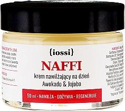 """Parfüm, Parfüméria, kozmetikum Hidratáló krém """"Avokádo és jojoba"""" - Iossi NAFFI Cream"""