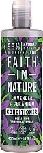 Parfüm, Parfüméria, kozmetikum Hajkondicionáló normál és száraz hajra - Faith in Nature Lavender & Geranium Conditioner