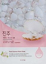 Parfüm, Parfüméria, kozmetikum Anyagmaszk gyöngy kivonattal - Esfolio Pearl Essence Mask Sheet
