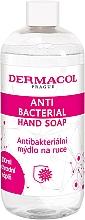 Parfüm, Parfüméria, kozmetikum Antibakteriális kézmosó szappan - Dermacol Anti Bacterial Hand Soap (utántöltő)