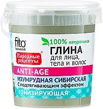 """Parfüm, Parfüméria, kozmetikum Zöld agyag arcra, testre és hajra """"Szibériai"""" - Fito Kozmetikum"""