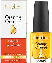 """Parfüm, Parfüméria, kozmetikum Körömágybőr ápoló olaj """"Narancs"""" - Kinetics Orange Cuticle Oil"""