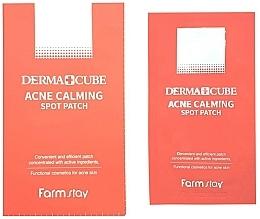 Parfüm, Parfüméria, kozmetikum Lokális tapaszok pattanások ellen - FarmStay Derma Cube Acne Calming Spot Patch