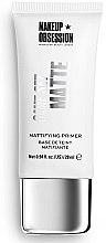 Parfüm, Parfüméria, kozmetikum Mattító alapozó bázis - Makeup Obsession Game Set Matte Mattifing Primer