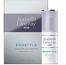 Parfüm, Parfüméria, kozmetikum Arcfiller hiualoronsavval - Isabelle Lancray Egostyle Hyaluronic Filler