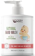 """Parfüm, Parfüméria, kozmetikum Folyékony szappan gyermekeknek """"Puhítás és táplálás"""" - Wooden Spoon Natural Hand Wash"""