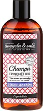 Parfüm, Parfüméria, kozmetikum Epigenetic sapmon érzékeny bőrre - Nuggela & Sule' Epigenetic Shampoo Sensitive Skin