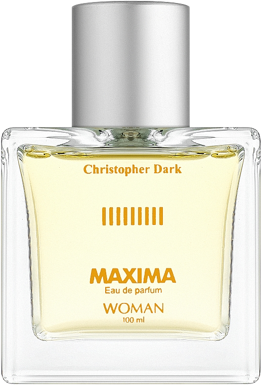 Christopher Dark Maxima - Eau De Parfum