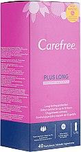 Parfüm, Parfüméria, kozmetikum Tisztasági betét, frissesség illat, 40 db - Carefree Plus Long Fresh Scent
