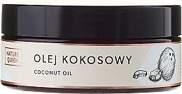 Parfüm, Parfüméria, kozmetikum Kókuszolaj testre - Nature Queen Cooconut Oil