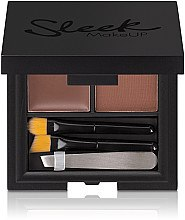 Parfüm, Parfüméria, kozmetikum Szemöldökfesték paletta - Sleek MakeUP Brow Kit