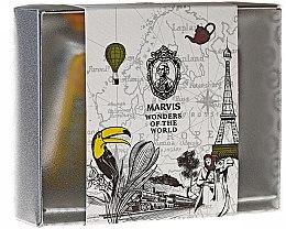 Parfüm, Parfüméria, kozmetikum Fogkrém szett - Marvis Wonders of the World (toothpaste/3x25ml)