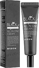 Parfüm, Parfüméria, kozmetikum Krém fekete csiga kivonattal, tubus - Mizon Black Snail All In One Cream