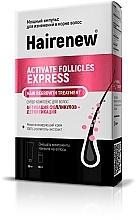 """Parfüm, Parfüméria, kozmetikum Innovációs komplexum hajra """"Hajhagymák expressz aktiválása"""" - Hairenew Activate Follicles Express Treatment"""