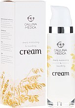 "Parfüm, Parfüméria, kozmetikum Arckrém ""Hidratáló"" - Calluna Medica Moisturizing Face Cream"