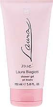 Parfüm, Parfüméria, kozmetikum Laura Biagiotti Laura Rose - Tusfürdő