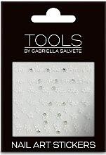 Parfüm, Parfüméria, kozmetikum Körömdíszítő matricák - Gabriella Salvete Tools Nail Art Stickers 02