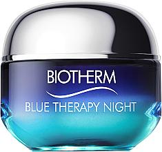 Parfüm, Parfüméria, kozmetikum Éjszakai arckrém - Biotherm Blue Therapy Night Cream