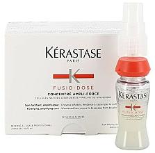 Parfüm, Parfüméria, kozmetikum Koncentrátum legyengült hajra - Kerastase Fusio-Dose Ampli Force Concentrate