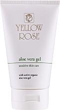 Parfüm, Parfüméria, kozmetikum Aloe vera arc- és testgél - Yellow Rose Aloe Vera Gel