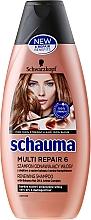 """Parfüm, Parfüméria, kozmetikum Sampon """"Regenerálás 6 lépésben"""" - Schwarzkopf Schauma Multi Repair 6"""