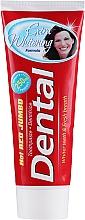 """Parfüm, Parfüméria, kozmetikum Fogkrém """"Extra fehérítés"""" - Dental Hot Red Jumbo Extra Whitening Toothpaste"""