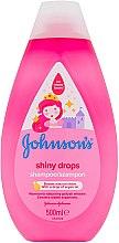 Parfüm, Parfüméria, kozmetikum Baba sampon - Johnson's Baby Shiny Drops Shampoo