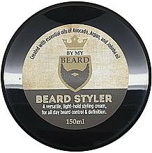 Parfüm, Parfüméria, kozmetikum Szakállformázó krém - By My Beard Beard Styler Light Hold Styling Cream