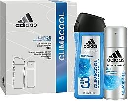 Parfüm, Parfüméria, kozmetikum Szett - Adidas Climacool Men (deo/150ml +sh/gel/250ml)