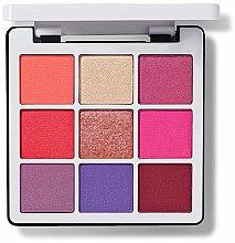 Parfüm, Parfüméria, kozmetikum Szemhéjfesték paletta mini - Anastasia Beverly Hills Mini Norvina Pro Pigment Palette Eyeshadow Vol. 1