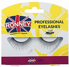 Parfüm, Parfüméria, kozmetikum Műszempilla, szintetikus - Ronney Professional Eyelashes RL00021