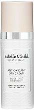 Parfüm, Parfüméria, kozmetikum Tápoláló nappali arckrém - Estelle & Thild BioDefense Antioxidant Day Cream