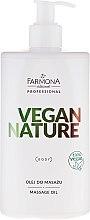 Parfüm, Parfüméria, kozmetikum Masszázsolaj - Farmona Vegan Nature Massage Oil