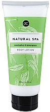 Parfüm, Parfüméria, kozmetikum Testtej - Accentra Natural Spa Eucalyptus & Lemongrass Body Lotion
