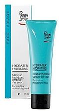 Parfüm, Parfüméria, kozmetikum Hidratáló maszk szemkörnyékre - Peggy Sage Hydrating Eye Contour Moisturizing Mask