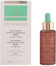 Parfüm, Parfüméria, kozmetikum Mellápoló lifting - Collistar Attivi Puri Collagene + Acido Ialuronico