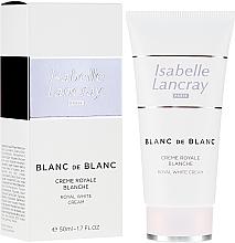 Parfüm, Parfüméria, kozmetikum Világosító krém - Isabelle Lancray Blanc De Blanc Royal White Cream