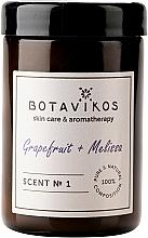 Parfüm, Parfüméria, kozmetikum Botavikos Greipfrut&Melisa - Illatgyertya