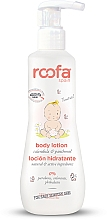 Parfüm, Parfüméria, kozmetikum Testápoló lotion - Roofa Calendula & Panthenol Body Lotion