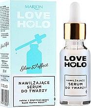 Parfüm, Parfüméria, kozmetikum Hidratáló arcszérum - Marion Love Holo Moisturizing Face Serum