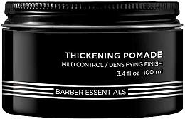 Parfüm, Parfüméria, kozmetikum Dúsító hajpomádé - Redken Brews Thickening Pomade
