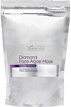 Parfüm, Parfüméria, kozmetikum Alginát gyémánt arcmaszk - Bielenda Professional Diamond Face Algae Mask (tartalék blokk)