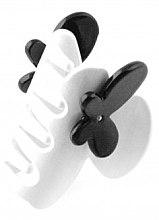 Parfüm, Parfüméria, kozmetikum Hajcsipesz 232, fehér - Moliabal Milano Hair Clip