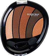 Parfüm, Parfüméria, kozmetikum Szemhéjfesték - Deborah Perfect Smokey Eye Palette