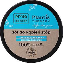 Parfüm, Parfüméria, kozmetikum Lábsó - Pharma CF No.36 Plantis Therapy Foot Bath Salt