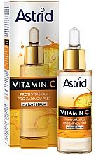 Parfüm, Parfüméria, kozmetikum Ránctalanító arcszérum C vitaminnal - Astrid Vitamin C Anti-Wrinkle Serum