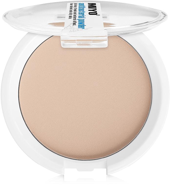 Antibakteriális kompakt arcpor - Miyo Antibacterial Powder