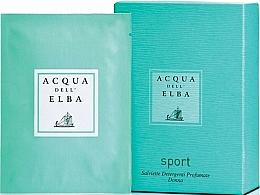 Parfüm, Parfüméria, kozmetikum Acqua Dell Elba Sport - Illatosított törlőkendő